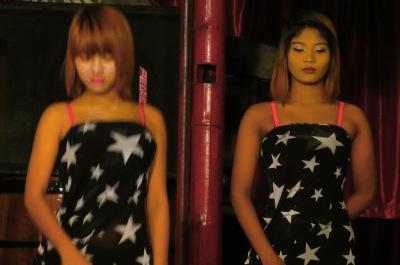 Yangon Chinatown club girls