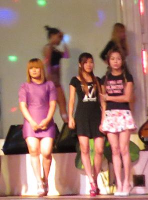 Yangon nightlife with girls