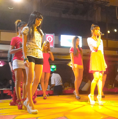 rangoon club girls