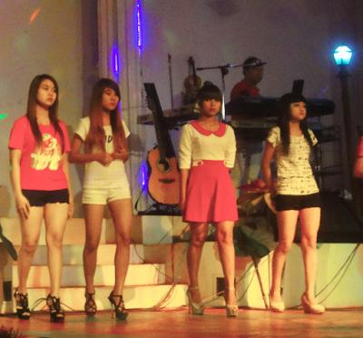 yangon entertainment