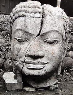 images of buddha heads