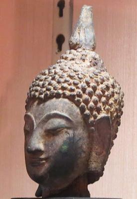 Buddha head Thailand Style