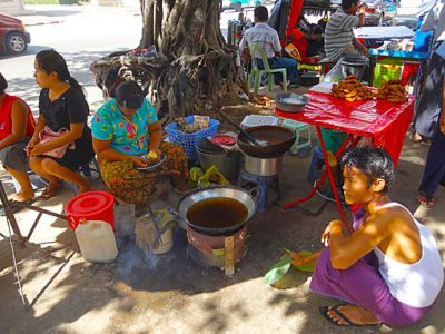 Yangon Street Food (1)
