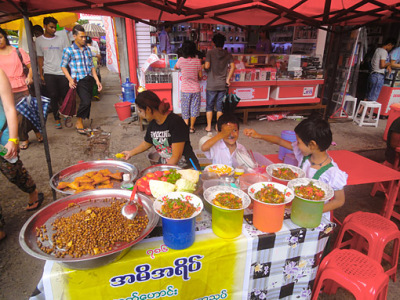 Yangon Street Food (2)