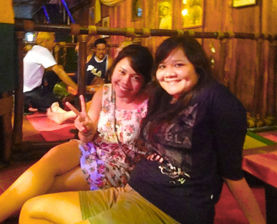 bali nightlife for singles