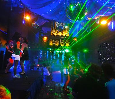 bali party