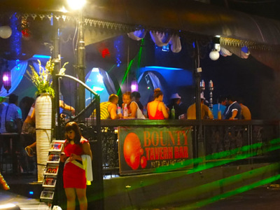 best clubs in bali