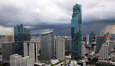 Thailand highest building