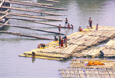 river life in an asean country