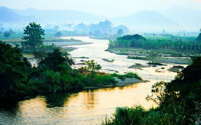 irrawaddy tributary