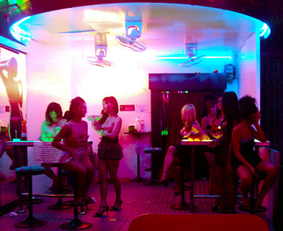 Bangkok Bar Girls at Soi Cowboy