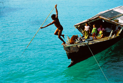 fishing in the Andaman Sea