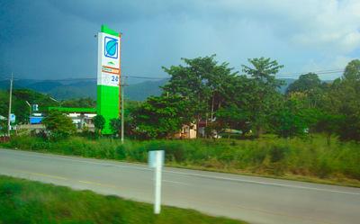 in north Thailand