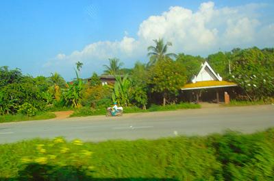 main road between Bangkok and Chiang Mai