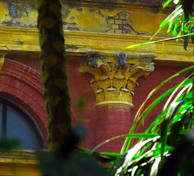 old Yangon architecture