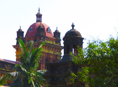 Yangon victorian style architecture