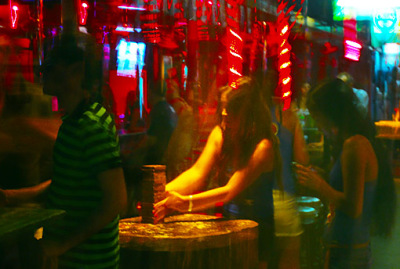 Activities at Bangla Road