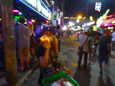 Activities at Bangla Road (1)