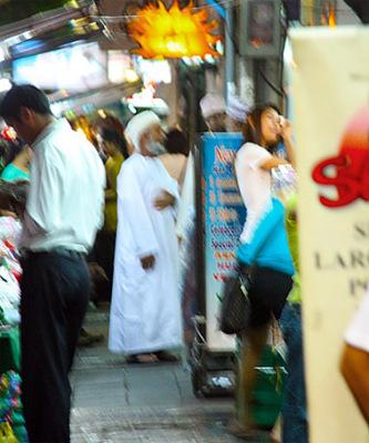 Arab Style at Nana Sukhumvit