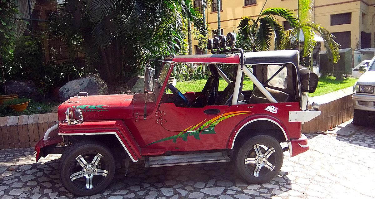 Yangon Car