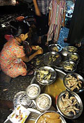 Anawrahta Road Night Market (1)