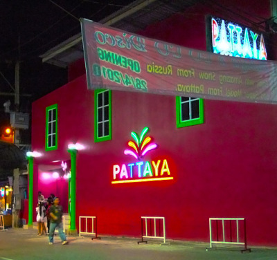 dream of Pattaya Disco in Dannok