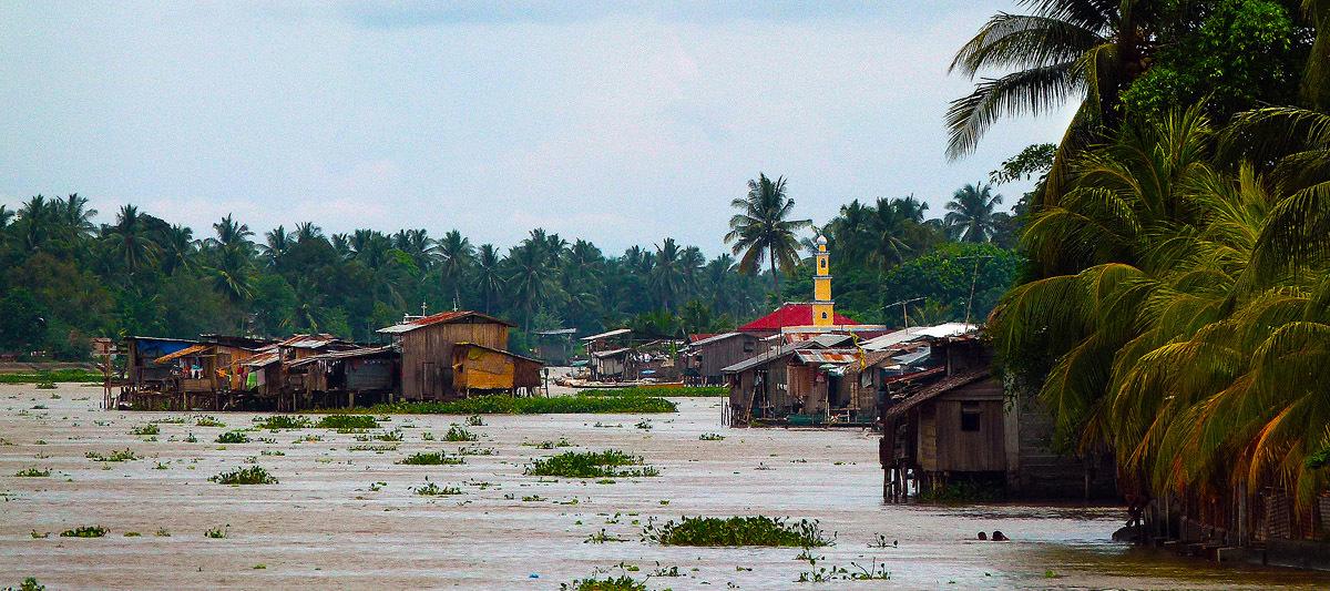 Part of Mindanao River