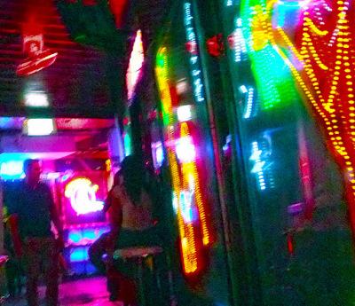 Nana Plaza Bar Girls