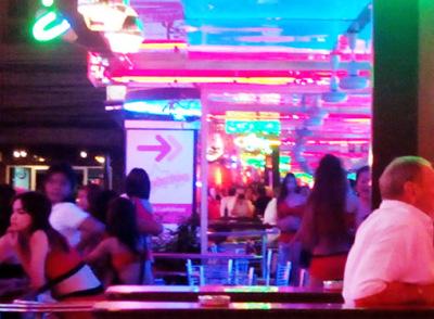 Bangkok nightlife girls