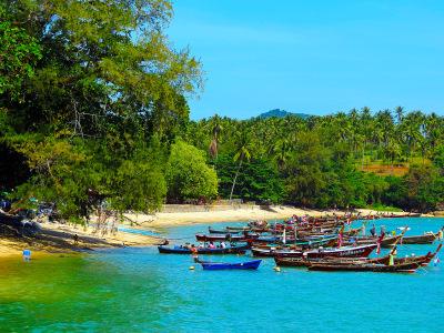 Moken village at Rawai Phuket