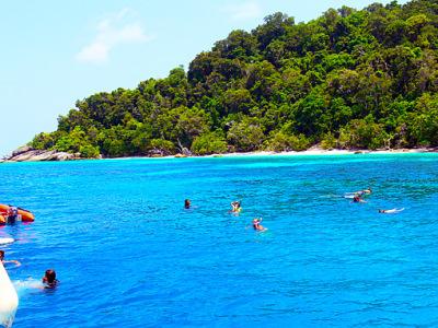andaman thailand snorkeling