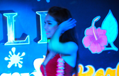 Phuket Girl stage party (2)