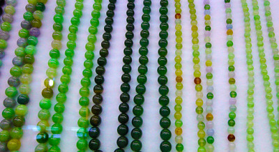 jadeite jade ball chain