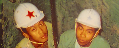 Myanmar Jade Miner