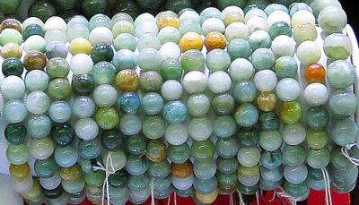 colorful jadeite bracelets