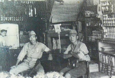 Japanese Soldiers in Thailand
