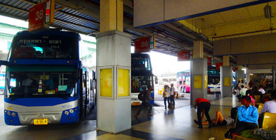 The Phuket Bus Station