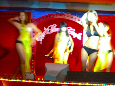 Hat Yai nightlife with girls