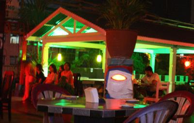 Myanmar beer bar