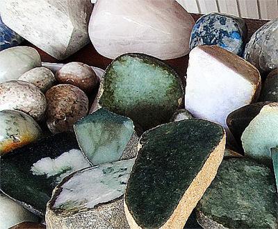 Raw Myanmar Jade Stone