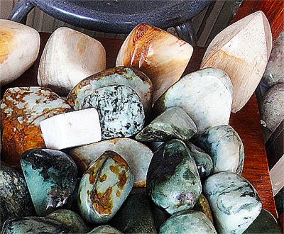 Raw Burmese Jadeite