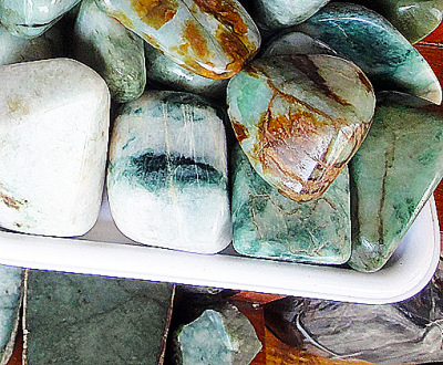 Raw Myanmar Jadeite