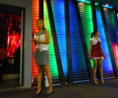 Bangkok bar at patpong
