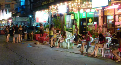 Nightlife with Karaoke in Ayutthaya
