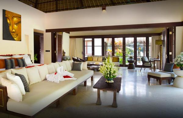 Ubud Bali Villas Interior