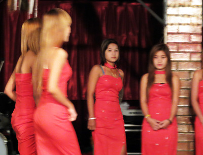 Yangon club girls