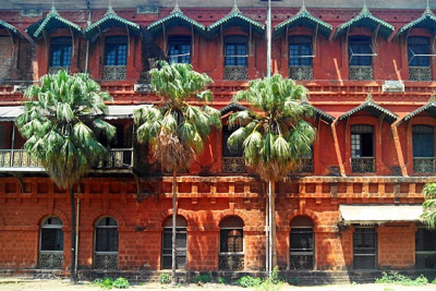 old yangon railway station