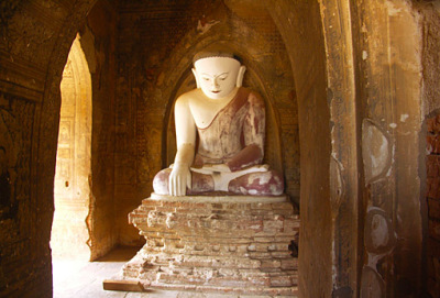 Big Bagan Buddha Statue