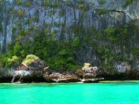 Cottage in the Andaman Sea