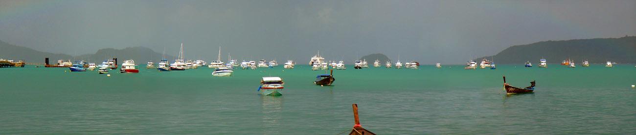 Chalong Bay Pier
